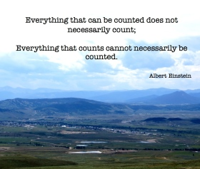 Einstein - counting